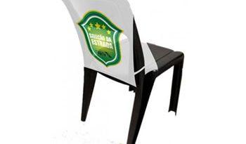 Capa de Cadeira Personalizadas – Brindes BR