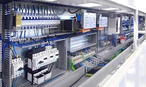 Empresa de instalações elétricas